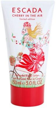 Escada Cherry in the Air leite corporal para mulheres