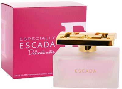 Escada Especially Delicate Notes toaletní voda pro ženy
