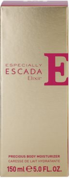 Escada Especially Elixir Body Lotion for Women 3