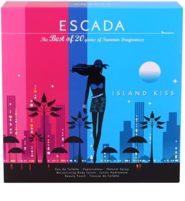 Escada Island Kiss 2011 ajándékszett 3