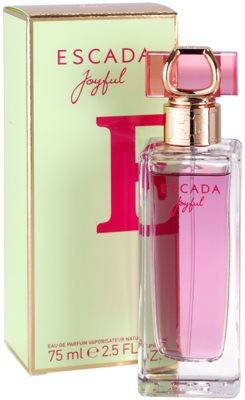 Escada Joyful Eau de Parfum para mulheres 1
