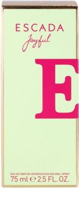 Escada Joyful Eau de Parfum para mulheres 4