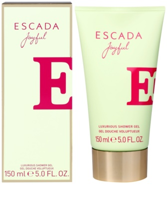 Escada Joyful sprchový gel pro ženy
