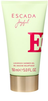 Escada Joyful sprchový gel pro ženy 2