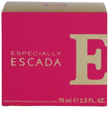 Escada Especially Eau de Parfum für Damen 4