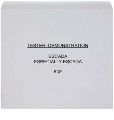 Escada Especially parfémovaná voda tester pro ženy 1