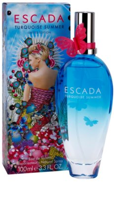 Escada Turquoise Summer Limited Edition Eau de Toilette für Damen 1