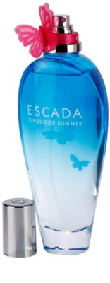 Escada Turquoise Summer Limited Edition Eau de Toilette für Damen 3