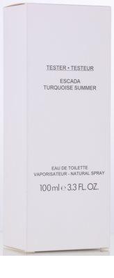 Escada Turquoise Summer Limited Edition toaletní voda tester pro ženy 1
