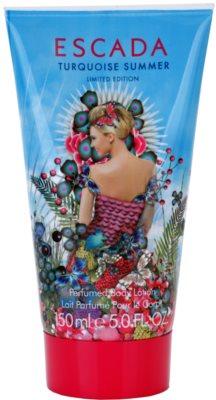 Escada Turquoise Summer Limited Edition Lapte de corp pentru femei