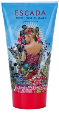 Escada Turquoise Summer Limited Edition tělové mléko pro ženy