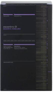 Escentric Molecules Escentric 01 toaletná voda unisex 3