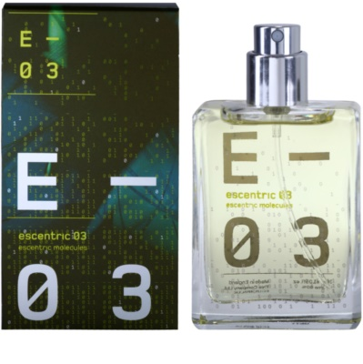 Escentric Molecules Escentric 03 Eau de Toilette unisex  Ersatzfüllung