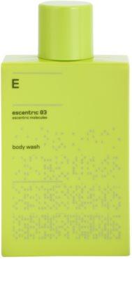 Escentric Molecules Escentric 03 gel de dus unisex 1