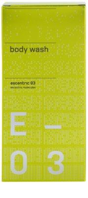 Escentric Molecules Escentric 03 gel de dus unisex 2
