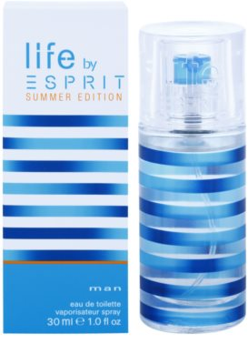 Esprit Life By Esprit Summer Edition Man 2016 Eau de Toilette para homens