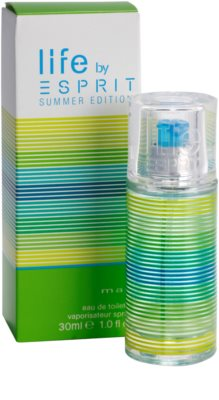 Esprit Life by ESPRIT Summer Edition 2015 for Him Eau de Toilette pentru barbati 1