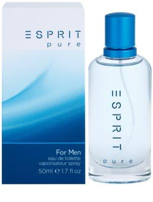 Esprit Esprit Pure for Men eau de toilette férfiaknak