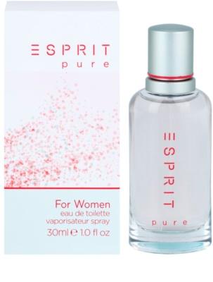 Esprit Pure For Women toaletní voda pro ženy