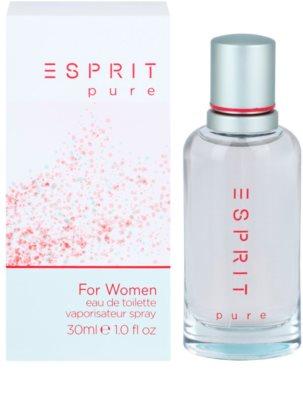 Esprit Pure For Women woda toaletowa dla kobiet