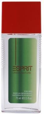 Esprit Urban Nature desodorizante vaporizador para homens