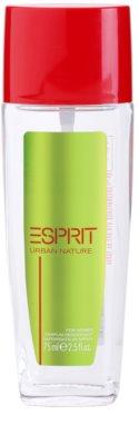 Esprit Urban Nature desodorizante vaporizador para mulheres