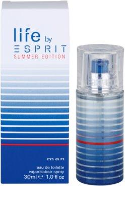 Esprit Life by Esprit Summer Edition 2014 Eau de Toilette pentru barbati