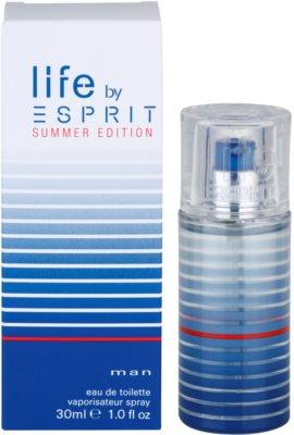 Esprit Life by Esprit Summer Edition toaletna voda za moške