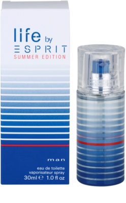 Esprit Life by Esprit Summer Edition woda toaletowa dla mężczyzn