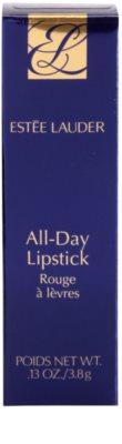 Estée Lauder All-Day Lipstick barra de labios 4