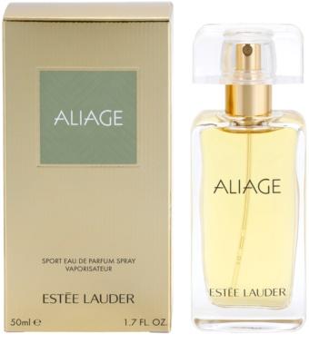 Estée Lauder Aliage eau de parfum para mujer