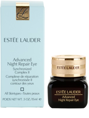 Estée Lauder Advanced Night Repair creme de olhos gelatinoso antirrugas 3