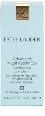 Estée Lauder Advanced Night Repair creme de olhos gelatinoso antirrugas 4