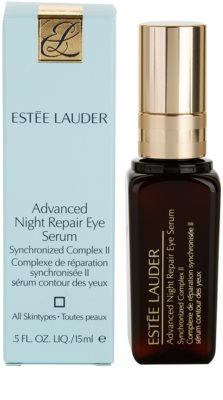Estée Lauder Advanced Night Repair sérum para contorno de ojos efecto lifting 3