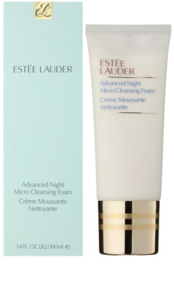 Estée Lauder Advanced Night Repair čisticí pěna 1