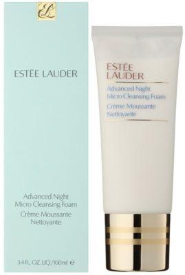 Estée Lauder Advanced Night Repair spuma de curatare 1