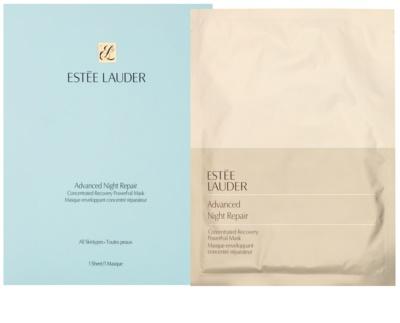 Estée Lauder Advanced Night Repair skoncentrowany Maska dla odnowy skóry 1