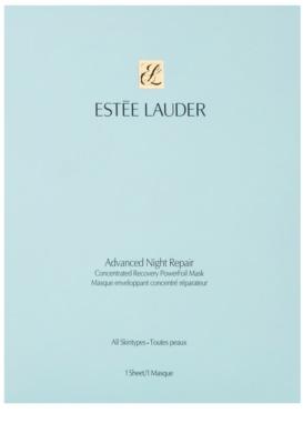 Estée Lauder Advanced Night Repair skoncentrowany Maska dla odnowy skóry 2