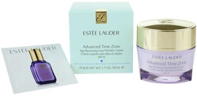 Estée Lauder Advanced Time Zone Tagescreme gegen Falten für normale Haut und Mischhaut 1