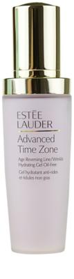 Estée Lauder Advanced Time Zone зволожуючий гель проти зморшок