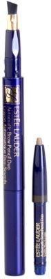 Estée Lauder Automatic tužka na obočí se štětečkem a náplní 3