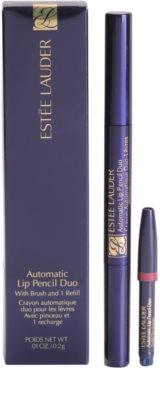 Estée Lauder Automatic lápis de lábios com pincel e recarga 2