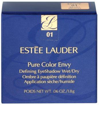 Estée Lauder Pure Color Envy Brilliant langanhaltender Lidschatten inkl. Spiegel und Pinsel 2