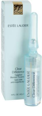 Estée Lauder Clear Difference intensive Pflege gegen die Unvollkommenheiten der Haut 2