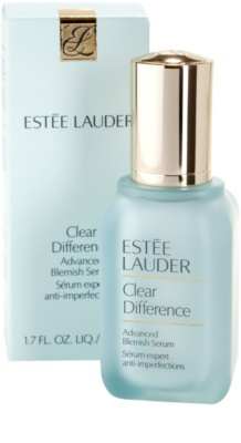 Estée Lauder Clear Difference pleťové sérum 2