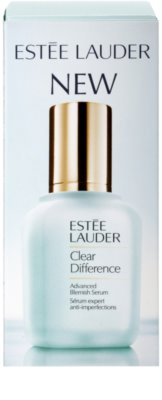 Estée Lauder Clear Difference pleťové sérum 4