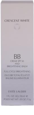 Estée Lauder Crescent White rozjasňující BB krém proti pigmentovým skvrnám SPF 50 2