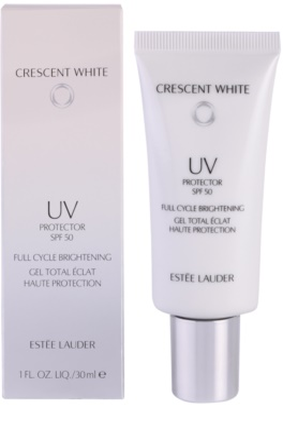 Estée Lauder Crescent White lehký ochranný fluid SPF 50 1