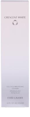 Estée Lauder Crescent White rozjaśniająca pianka oczyszczająca przeciw przebarwieniom skóry 2