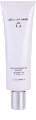 Estée Lauder Crescent White rozjasňující čisticí pěna proti pigmentovým skvrnám